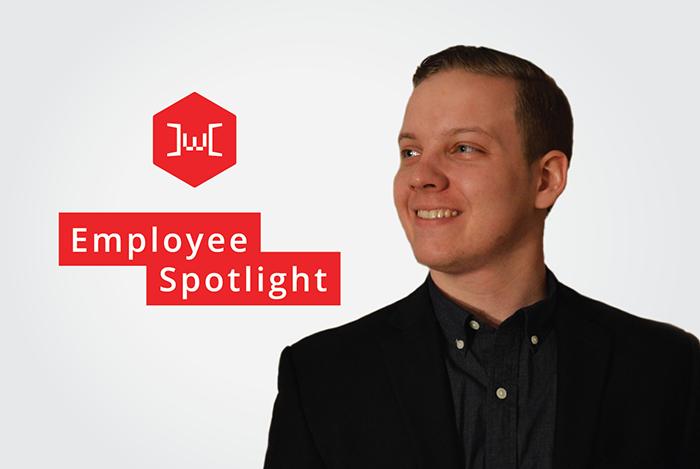 Casey Chambers Webbula Employee spotlight image