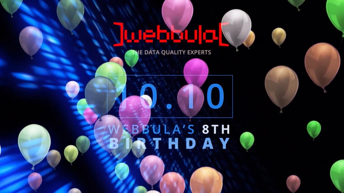 Happy Birthday Webbula