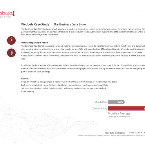 Webbula_CaseStudy_The Business Data Store
