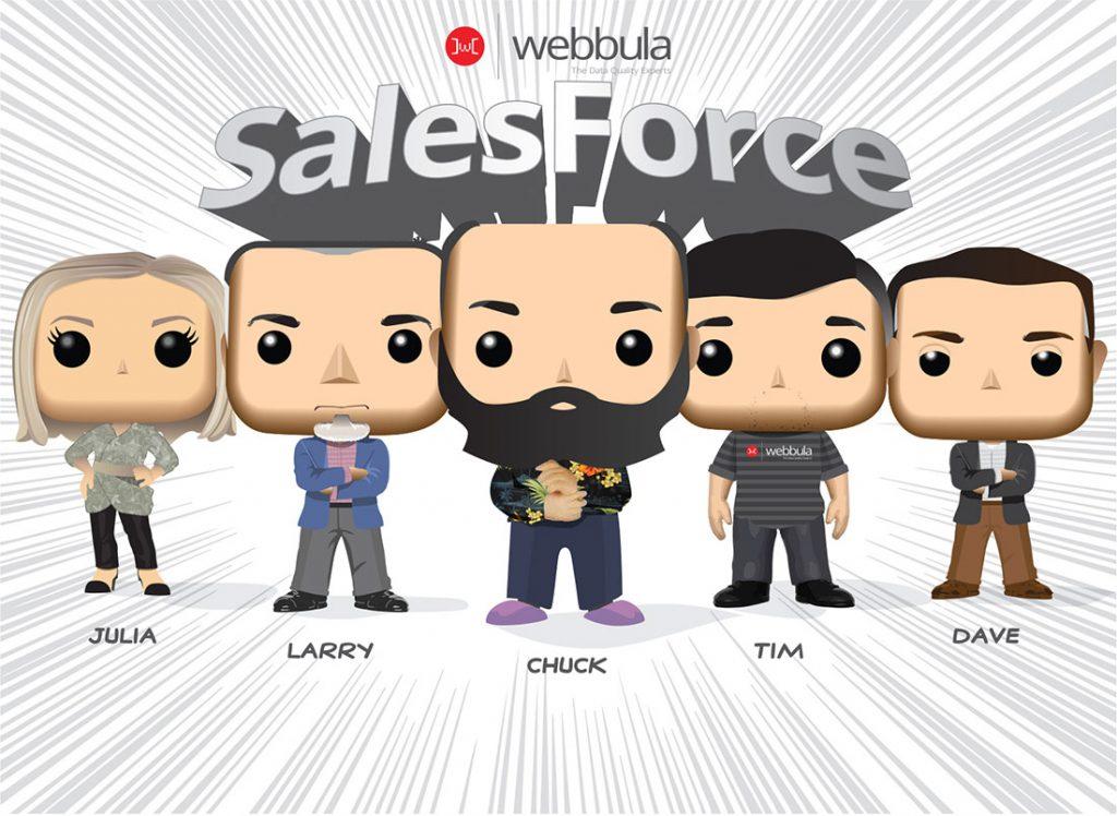 Webbula Sales Team