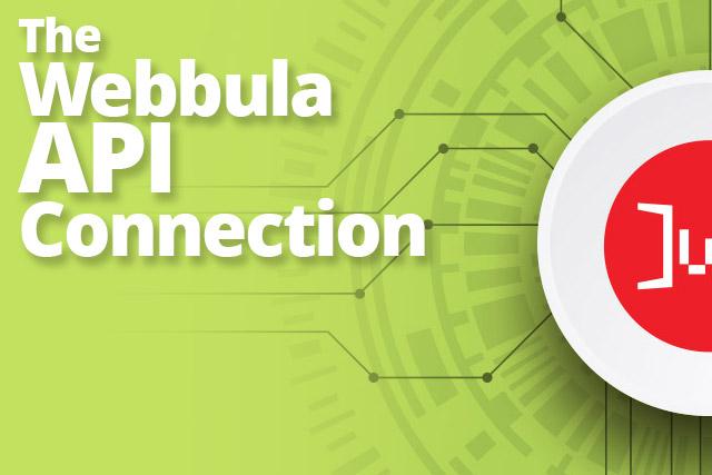 Webbula API
