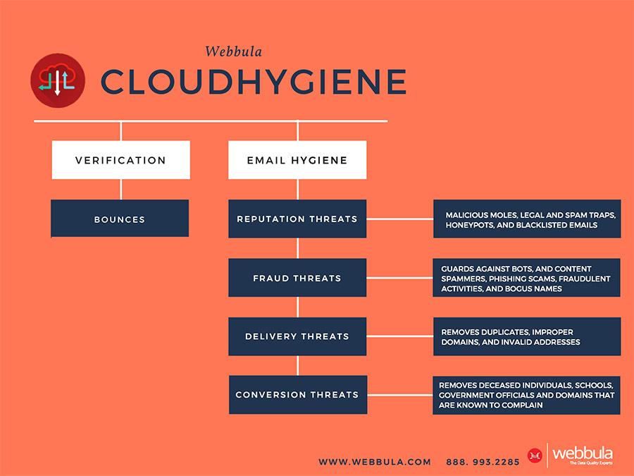 Webbula cloudHygiene Chart