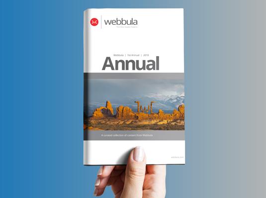 Webbula Annual