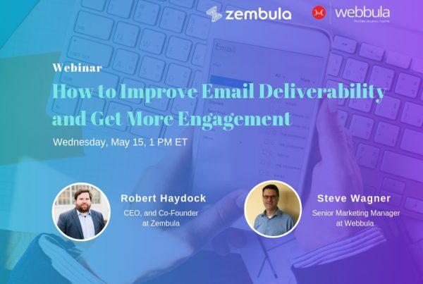 Zembula and Webbula Webinar